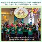 Premio internacional para los Narradores del Hospital de Niños Pedro Elizalde