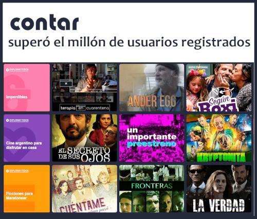 Cont.ar ya tiene más de un millón de usuarios registrados