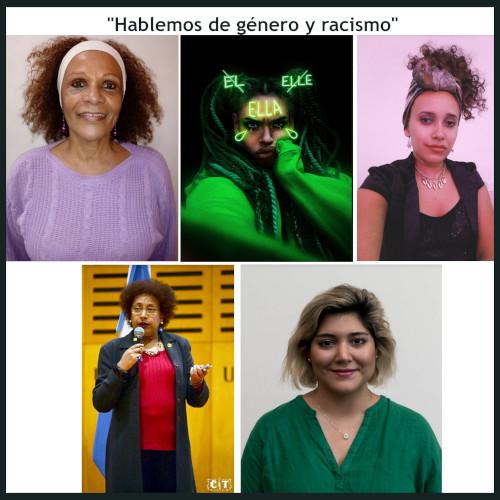 """""""Hablemos de género y racismo"""""""