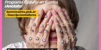 El Programa Cultural en Barrios ofrece más de 300 talleres virtuales gratuitos
