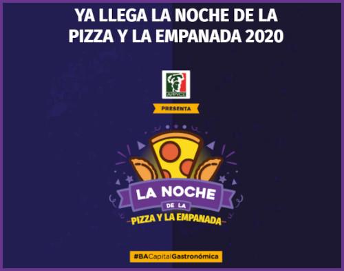 """""""Noche de la Pizza y la Empanada"""""""