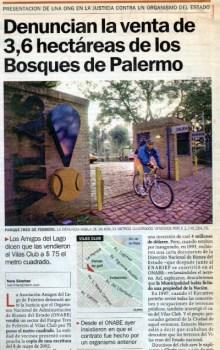 Clarín, 14 de julio de 2006