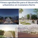 La Legislatura aprobó el desarrollo urbanístico en Costanera Norte