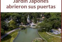 Apertura del Ecoparque y el Jardín Japonés con protocolo sanitario