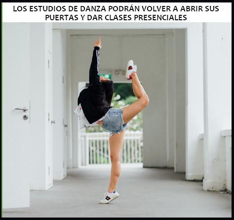 estudios de Danzas