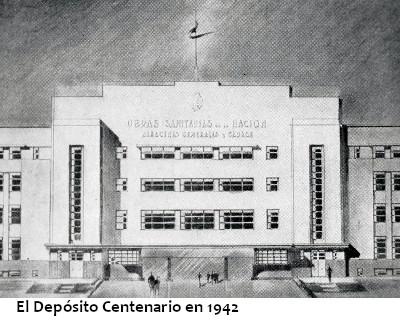 DEPÓSITO CENTENARIO de OSN