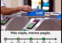 El nuevo precio del Subte es de 21 pesos