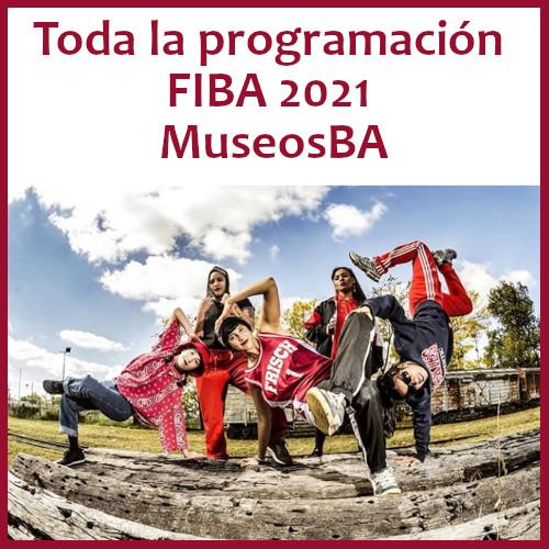 Conocé la programación de FIBA 2021 en los MuseosBA