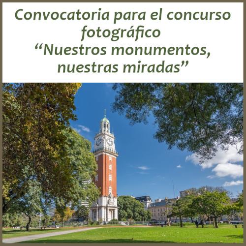 ¡Nuestros monumentos, nuestras miradas!