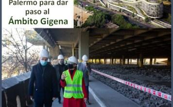 Avanza el Ámbito Gigena en Palermo