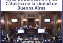 Nuevas leyes de Edificación y de Catastro en la Ciudad