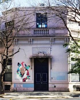 Mural a Eugenia Sacerdote