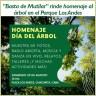 """""""Basta de Mutilar"""" celebra el Día del Árbol el 29 de agosto en el Parque los Andes"""