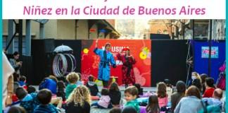El Día de la Niñez se festeja en CABA entre del 14 al 16/8 2021
