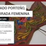 El Fileteado Porteño desde la mirada femenina