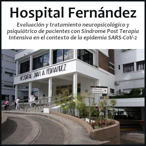 Hospital Fernández es pionero en un programa para el  tratamiento del deterioro neurocognitivo post COVID-19