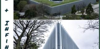 """""""Cero + Infinito"""" el edificio universitario más moderno de la región"""