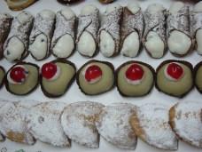 Cannoli, cassatine e cassatelle