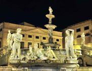 Palermo-Fontana-Piazza-Pretoria