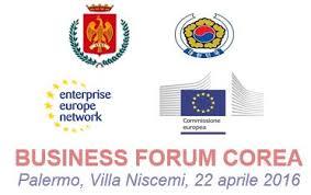 Business Forum Corea Palermo