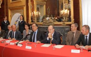 Commemorazione di Joe Petrosino a Palermo