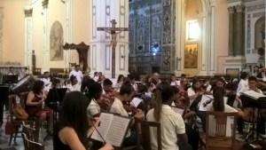 Orchestra e canto Quattrocanti 10