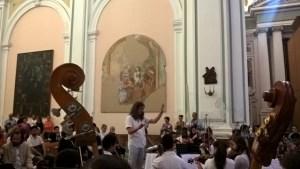 Orchestra e canto Quattrocanti 4