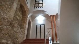 Palazzo Lampedusa lo scalone