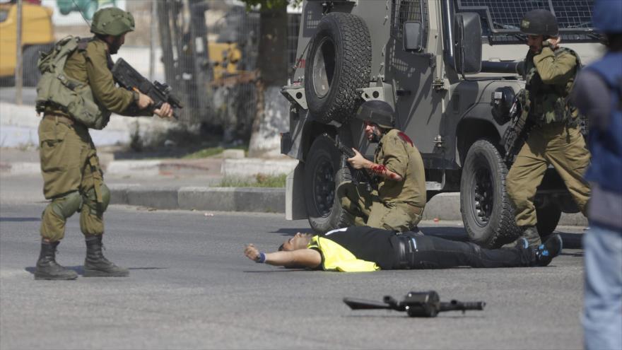Resultado de imagen para violencia en cisjordania