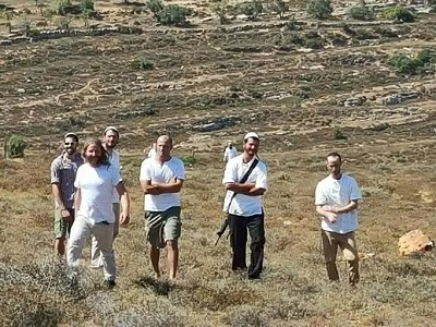 Illegal Jewish settlers in the West Bank were urged to poison Palestinian water. (Photo: Palestine Solidarity Project)