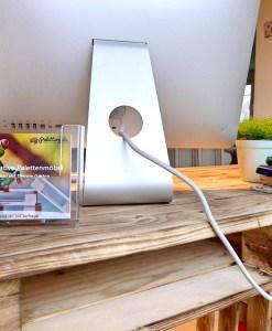Paletten Schreibtisch Holztisch Palettery3