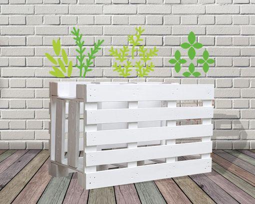 3-1 Palettenmöbel - Regal -Hochbeet - Tisch - Palettery5