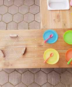 Matschküche Kinderküche aus Paletten Holz XLMP 1 (13)