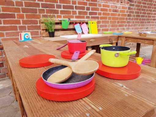 Matschküche Kinderküche aus Paletten Holz XLMP 1 (4)