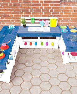 Matschküche-Kinderküche-aus-Paletten-Holz-XLMP-bunt-blau