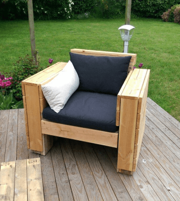 Paletten Gartenmöbel Loungemöbel