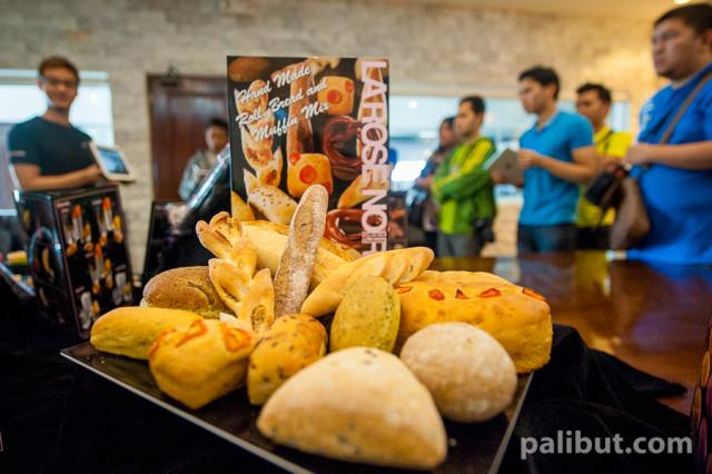 La Rose Noire Premium Breads