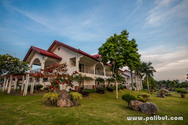 Graceland Estates and Country Club in Tayabas, Quezon