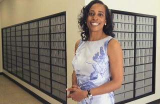 Postmaster Denson Takes Charge