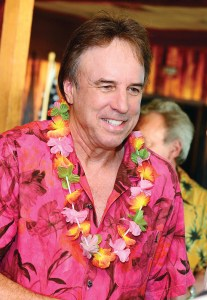 Honorary Mayor Kevin Nealon is the Fourth of July grand marshal. Photo courtesy Pacific Palisades Chamber of Commerce