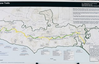 Backbone Trail Opens in Pacific Palisades