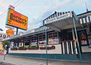 Barney's Beanery in West Hollywood may soon be gone. Photo: Barry Stein