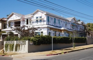 Pacific Palisades Heard Around Town: Giant Houses