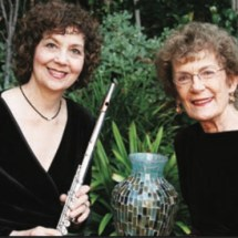 Susan Greenberg and Delores Stevens