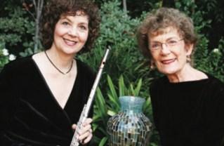 Susan Greenberg and Delores Stevens