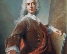 Self-Portrait; Charles-Antoine Coypel (French, 1694 - 1752); 1734; Pastel on paper; 98.1 × 80 cm (38 5/8 × 31 1/2 in.); 97.PC.19