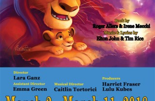 Theatre Palisades Youth's 'Lion King Jr.' Opens March 2