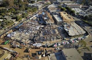 Aerial view of Palisades Village. Credit: Matthew Kadenacy