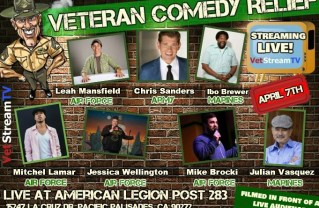 Comedy Show Set for Saturday at American Legion Post 283