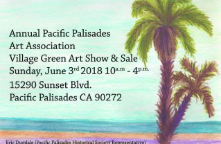 Palisades Art Association to Hold Annual Sale